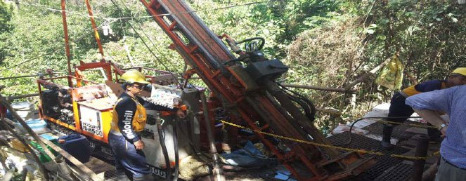 Red Mountain Mining (ASX:RMX)'s trenching work at Batangas Gold Project