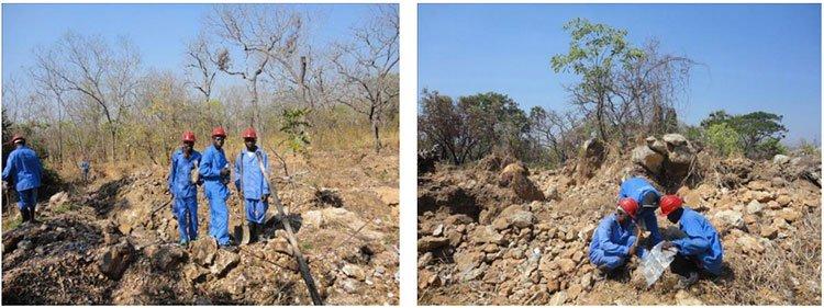 Kiambi lithium project