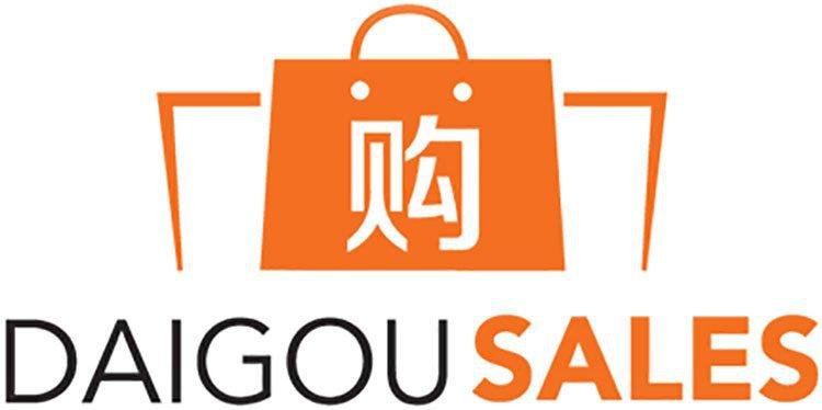 Daigou sales