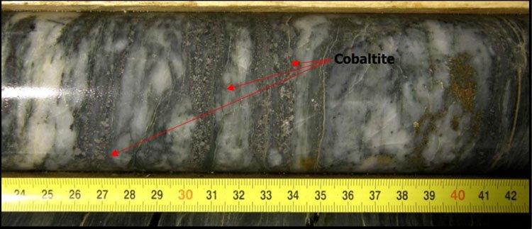 Auroch cobaltite