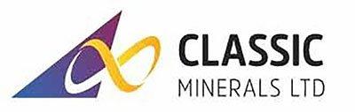 Classic minerals logo