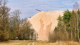 Germany potash dump