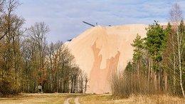 Germany potash dump