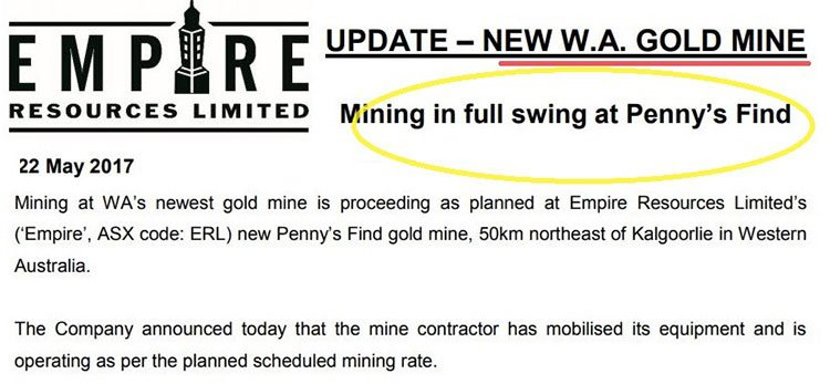 Empire resources update