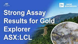 Even more stellar gold hits from our gold investment, ASX: LCL