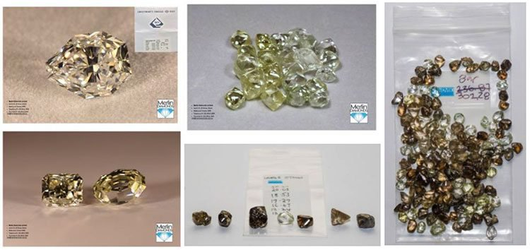 merlin diamonds high-grade diamonds