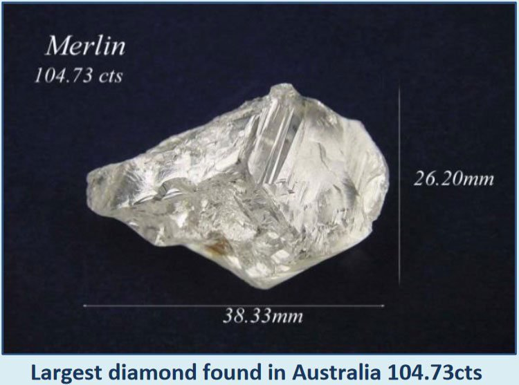 australia's largest diamond