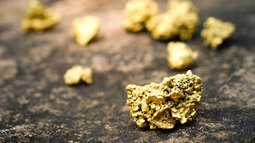 Minrex resources gold nuggets