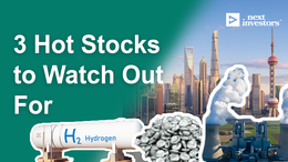 Three stocks to watch for the next few weeks
