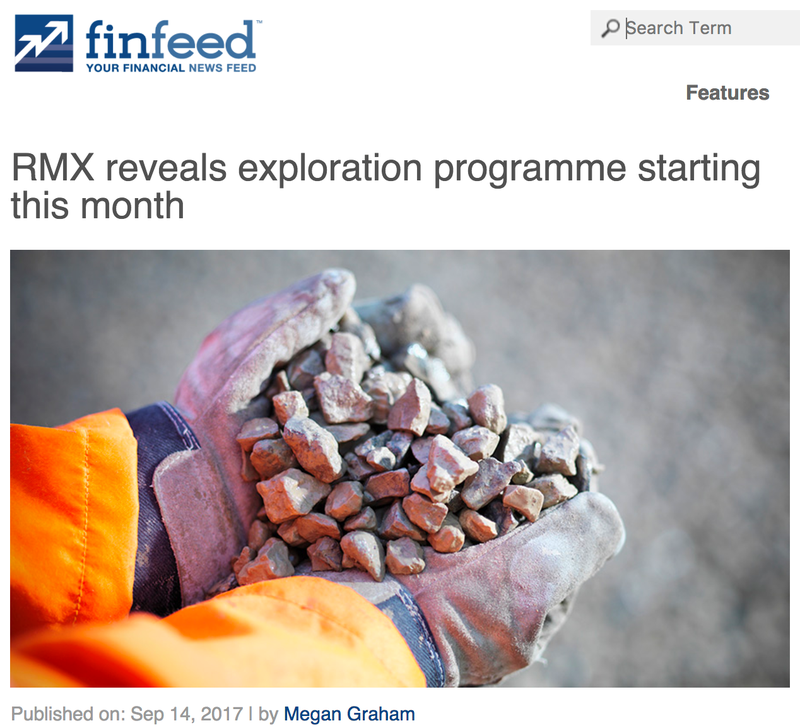 Red mountain mining finfeed