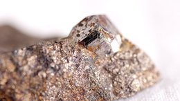 cobaltite mineral sample