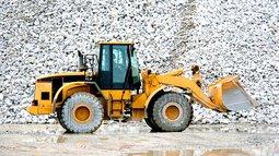 Quarry Bulldozer