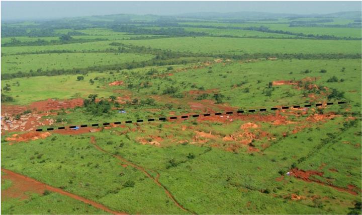 Kebigada Deposit – great exploration potential
